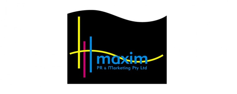 Maxim PR logo